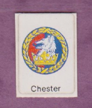 Chester City Badge (B)